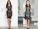 Allison Williams In Sachin + Babi - Barneys New York Celebrates Irene Neuwirth