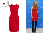 Amanda Seyfried's Roksanda Ilincic 'Pemberton' Dress