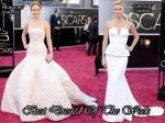 Best Dressed Of The Week - Jennifer Lawrence & Charlize Theron In Dior Couture, Eddie Redmayne In Alexander McQueen & Channing Tatum In Gucci