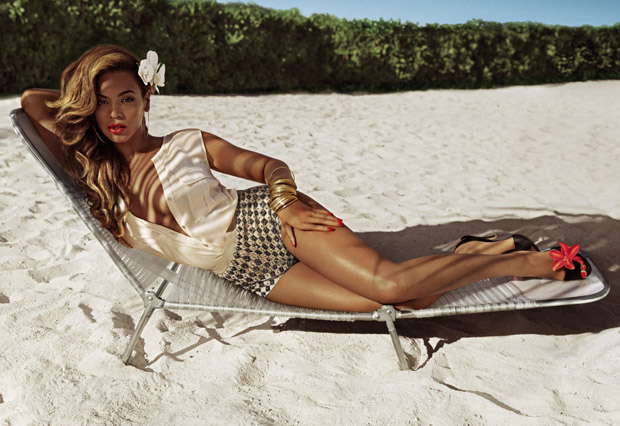 Beyonce Knowles for H&M's Summer 2013 Campaign
