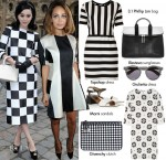 Shop The Black-And-White Red Carpet Trend
