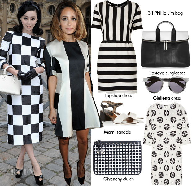 Black & White Trend March 2013