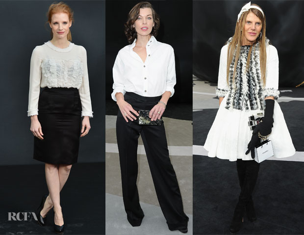 Black and White Celebrity Trend2