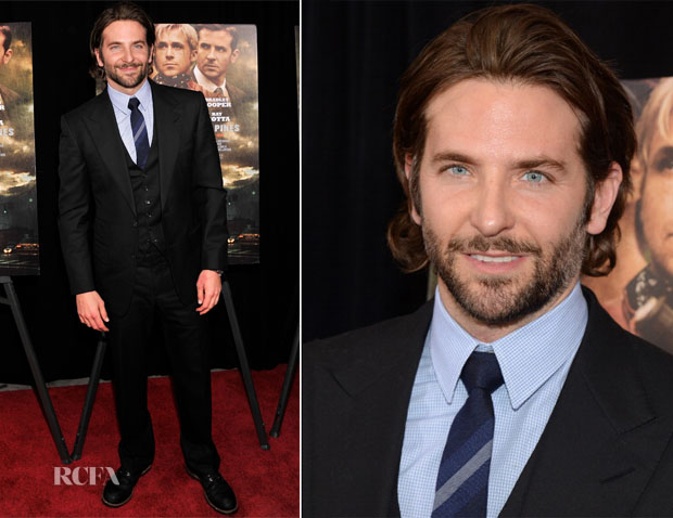 Bradley Cooper In Tom Ford - 'The Place Beyond The Pines' New York Premiere