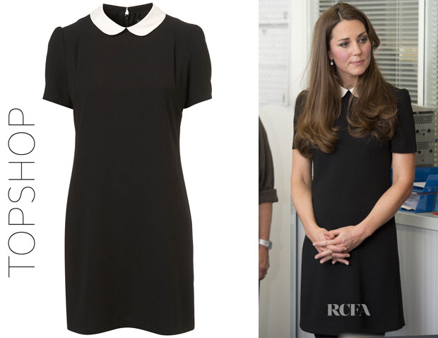 Catherine Duchess In Topshop
