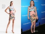 Christina Ricci In Clover Canyon - BlackBerry Z10 Smartphone Launch Party