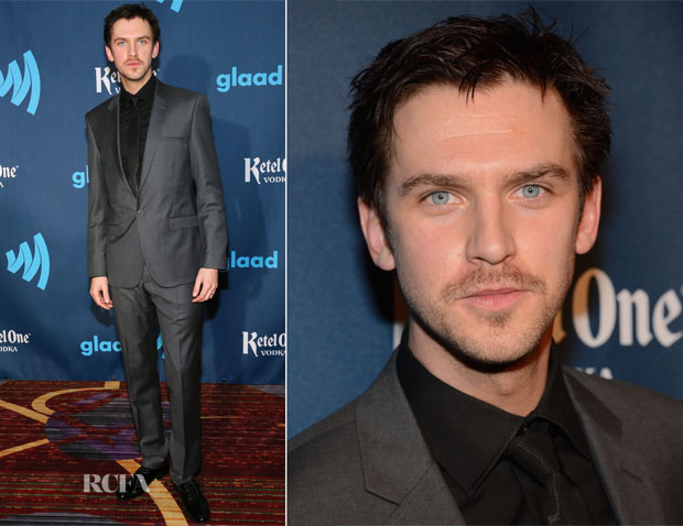 Dan Stevens In Calvin Klein - 24th Annual GLAAD Media Awards
