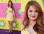 Debby Ryan In Topshop - 2013 Nickelodeon Kids' Choice Awards