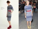 Diane Kruger In Preen - Good Morning America