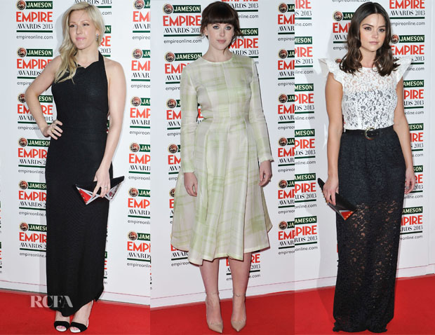 Jameson Empire Awards 2013 Red Carpet Round Up