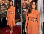 Eva Mendes In Prada - 'The Place Beyond The Pines' New York Premiere