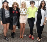 The Saturdays - Empire State Building Photocall
