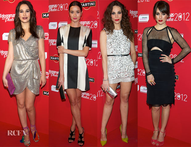 Fotogramas Awards 2013 Red Carpet Round Up