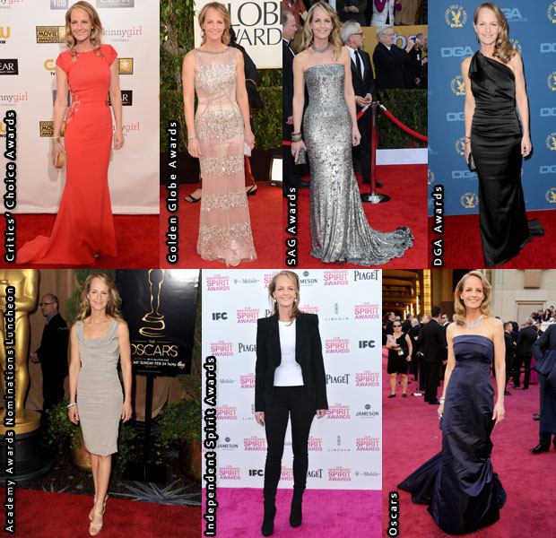 Which Was Your Favourite Helen Hunt 2013 Awards Season Look?