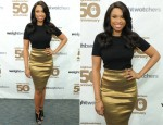 Jennifer Hudson In Donna Karan - Weight Watchers 50th Anniversary Celebration