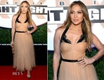 Jennifer Lopez In Maria Lucia Hohan - Muhammad Ali Celebrity Fight Night XIX