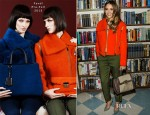Jessica Alba In Fendi -  'The Honest Life' Book Signing