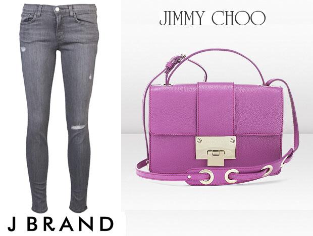 Jimmy Choo & J Brand