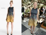 Kaley Cuoco In McGinn - 2nd Annual 25 Most Powerful Stylists Luncheon
