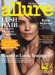 Katie Holmes For Allure April 2013