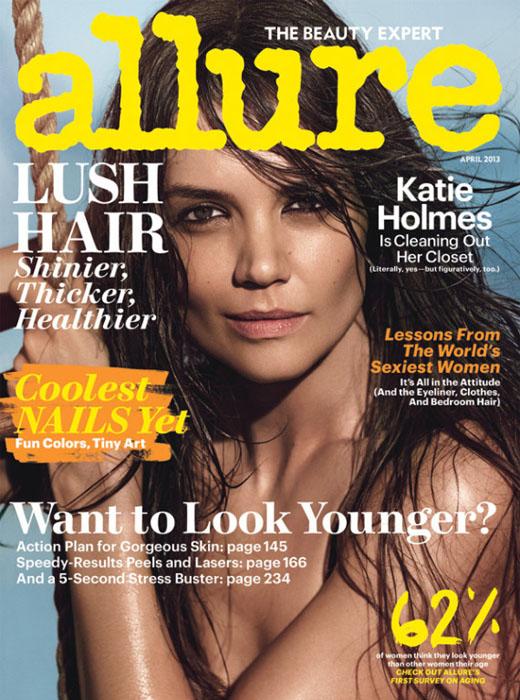 Katie Holmes Allure