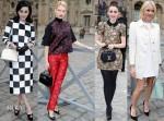 Front Row @ Louis Vuitton Fall 2013