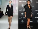 Lara Bingle In Christian Dior - 2013 Prix de Marie Claire Awards