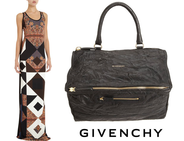 Lily Aldridge Givenchy