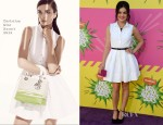 Lucy Hale In Christian Dior - 2013 Nickelodeon Kids' Choice Awards