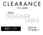 theOutnet CLEARANCE: Get Up To 85% Off Designer Labels