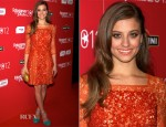 Michelle Jenner In Elie Saab - 2013 Fotogramas Awards