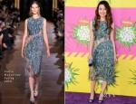 Miranda Cosgrove In Stella McCartney - 2013 Nickelodeon Kids' Choice Awards