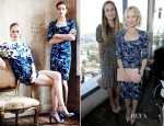 Naomi Watts In Erdem - 2nd Annual 25 Most Powerful Stylists Luncheon