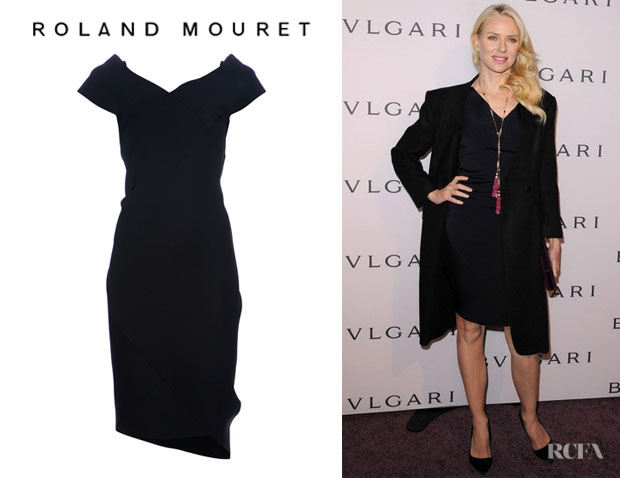 Naomi Watts' Roland Mouret 'Modesty' Dress