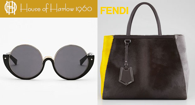Ncole House of Harlow & Fendi