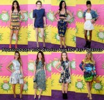 Who Was Your Best Dressed At The 2013 Nickelodeon Kids Choice Awards?