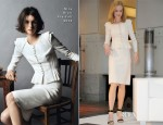 Nicole Kidman In Nina Ricci - Omega Press Junket
