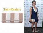 Olivia Munn's Juicy Couture Beaded Clutch