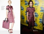 Olivia Wilde In L'Wren Scott - 'Drinking Buddies' 2013 SXSW Music, Film + Interactive Festival Premiere