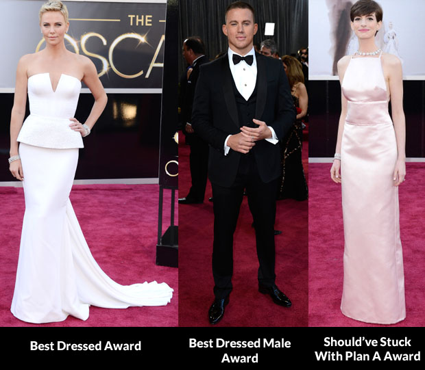 Fashion Critics' 2013 Oscars Round Up