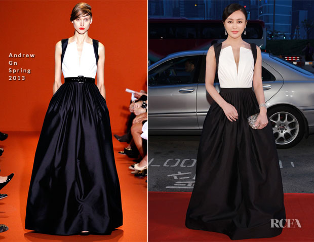 Qiu Lan In Andrew Gn - 7th Asian Film Awards