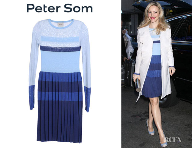 Rachel McAdams' Peter Som Dress