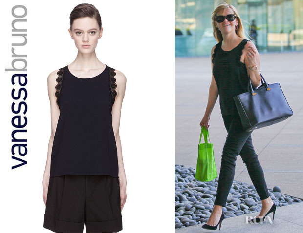 Reese Witherspoon's Vanessa Bruno Tank Top
