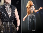 Rihanna In Lanvin - 'Diamonds' World Tour