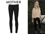 Rosie Huntington-Whiteley's Mother 'Looker' Jeans