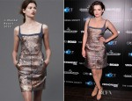 Roxane Mesquida In J. Mendel - 'The Host' New York Screening