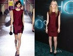 Saoirse Ronan In Lanvin - 'The Host' LA Premiere