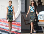 Selena Gomez In Peter Pilotto, Kenzo & Stella McCartney - Photoshoot