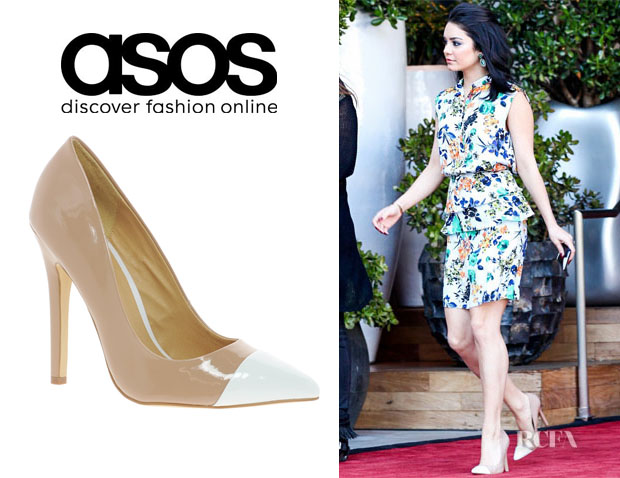 Vanessa Hudgens' ASOS 'Proxy' High Heels
