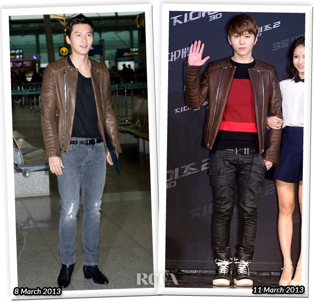 Who Wore Balmain S13 Better Hyun Bin or Yong Jun-hyung